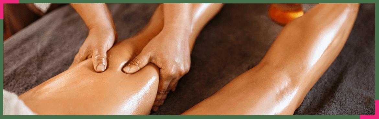 Antycellulitowy masaż