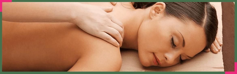 baner masaż rozluźniający